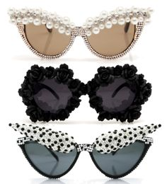 The best of A-Morir's coveted eyewear collection. Handmade eyewear favored by Rihanna, Beyonce, and Gaga. Special sunglasses made to order. Ray Ban Sunglasses Sale, Crazy Sunglasses, Trending Sunglasses, Vintage Sunglasses, Sunglasses Outlet, Cheap Sunglasses, Sunglasses Online, Lunette Style, Look Casual