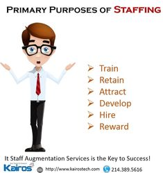 It Staff Augmentation Services is the Key to Success..! http://bit.ly/2ox68Tx