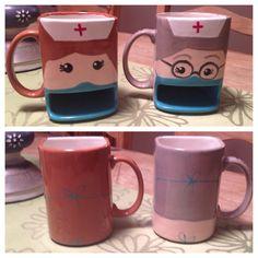 A Nurse twist to the famous Dunk Mug!