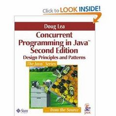 Recommended by Dr. Dobbs and top rated on Amazon.com.  The book approaches the topic from a design pattern point of view. It introduces and summarizes Java's concurrency support, shows readers how to initiate, control, and coordinate concurrent activities, and offers numerous recipe-like techniques for designing and implementing Java structures that solve common concurrent programming challenges.