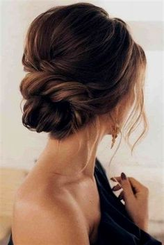 classical wedding hairstyles swept textured bridal updo tonyastylist via instagr. - classical wedding hairstyles swept textured bridal updo tonyastylist via instagr… – - Updos For Medium Length Hair, Medium Hair Styles, Short Hair Styles, Medium Hair Updo, Updo For Long Hair, Bridesmaid Hair Medium Length, Prom Hair Updo Elegant, Formal Updo, Elegant Updo