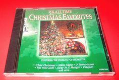 25 All Time Christmas Favorites by Starlight Pop Orchestra (NEW) Christmas Music  #25alltimechristmasfavories #holidays #ChristmasMusic #Christmas #music http://www.ebay.com/usr/vinylrockretro
