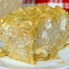 the chew | Recipe  | Carla Hall's Slow Cooker Mac & Cheese