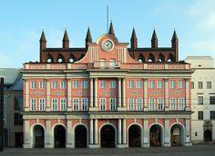 Rostock ~ Mecklenburg-Vorpommern ~ Germany ~ City Hall