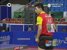 마롱 22살때 경기 중국vs그리스 3 세계탁구선수권 2010 WTTC MA LONG 22years old games