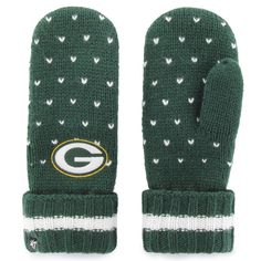 Packers  47 Women s Gigi Knit Mittens Packers Pro Shop dd1cfbad0