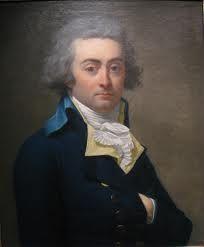pro-revolution judge, Marie-Jean Hérault de Séchelles (1759 – April 5, 1794, by guillotine)