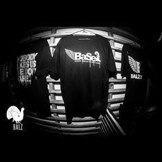 Basel Tshirt by BADNEWS