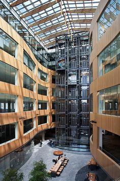 The Atrium / D'Ambrosio Architecture & Urbanism