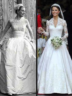 Galerie robes de mariée couture Mythiques