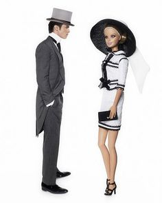Dolls - Karl Lagerfield's Chanel Barbie