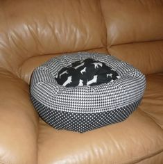 Make a soft and squishy dog bed.