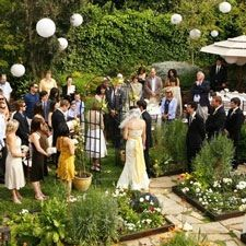 Q: I love attending huge weddings - it's just not what I have in mind for mine! Now that I'm engaged we are struggling to find an intimate venue to have a small wedding, 30-40 people, that feels like an elegant dinner party. Does anyone know the best way to go about renting a house in LA/OC to have a garden wedding? Haven't had any luck at all an VRBO or other sites. We are prepared to spend around 10K.
