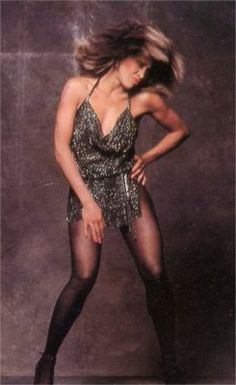#TinaTurner - UK Tour 1984 - #Brilliant!!  .......... checkfred.com .........