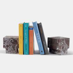 Classico Bookend - Marble Arabescato | Atipico | Monologuelondon.com | Monologue London