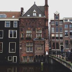 Amsterdam. Photo by Alan Jensen