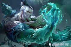 Fantasy Concept Art, Dark Fantasy, Fantasy Creatures, Mythical Creatures, Character Concept, Character Art, Mtg Altered Art, Humanoid Creatures, Fantasy Art Landscapes