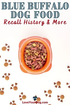 Comparing Blue Buffalo's different food lines before starting your pup's new nutrition plan? In this comprehensive review, we compare their food lines by each life stage. #Loveyourdog Dog Food Recall, Dog Food Reviews, Grain Free Dog Food, Best Puppies, R Dogs, Nutrition Plans, Allergy Free, Different Recipes, Healthy Choices