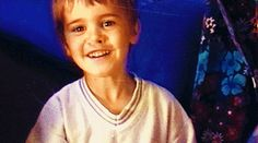 Justin BIeber was the cutest child ever...GIF