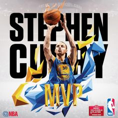Stephen Curry MVP 2014/2015 - Golden State Warriors