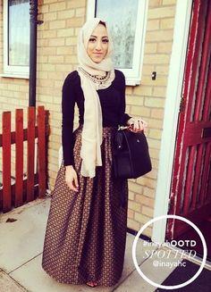 Hijabista | INAYAH | http://hashtaghijab.com