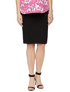 df663e0cee4b2 A Pea in the Pod Under Belly Pencil Fit Maternity Skirt >>>