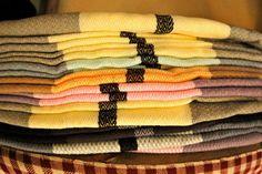 Ethiopian scarves from the Awra Amba community