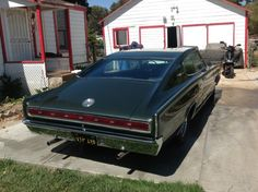 1967 Dodge Charger w/ 383/4bbl