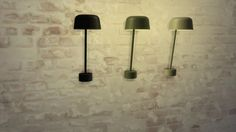 Meinkatz Creations: Lean Wall Lamp by Muuto • Sims 4 Downloads