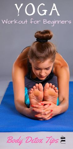 In this article you will see one of the best workout for beginners , where we will show you how start the basic yoga poses step by step. Yoga workout for beginners will also help you strengthen your tone, increase your flexibility and that's why its Quick Weight Loss Tips, Weight Loss Help, Yoga For Weight Loss, How To Lose Weight Fast, Reduce Weight, Yoga Poses For Men, Basic Yoga Poses, Yoga Tips, Learn Yoga