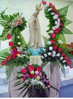 1 million+ Stunning Free Images to Use Anywhere Tropical Flower Arrangements, Church Flower Arrangements, Funeral Arrangements, Beautiful Flower Arrangements, Beautiful Flowers, Altar Flowers, Church Flowers, Funeral Flowers, Table Flowers
