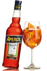 I recently discovered Aperol Spritzers...