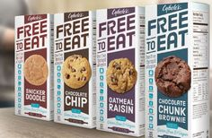 Cybele's Free-to-Eat Cookies are gluten-free, and free from the top 8 food allergens.  Let your kids be kids, and give them an award winning  snack that is safe for them to eat. Winner of