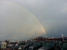 Frac rainbow