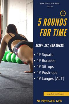 This is a great Workout of the Week to celebrate this years Cinco de Mayo! This workout will definitely get your heart rate pumping! Group Fitness, Fitness Goals, Fitness Tips, Health Fitness, Fitness Planner, Fitness Workouts, At Home Workouts, Short Workouts, Weekly Workouts