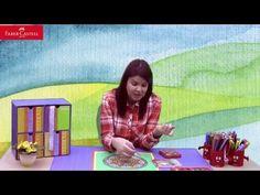 Faber-Castell Mandala Atölyesi - HobiTV