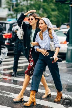 New york ss 2019 street style jeanne damas 19 ~ Litledress - Women Outfits New York Street Style, Street Style Chic, Spring Street Style, New York Style, Style Summer, Jeanne Damas, Fashion Week, New York Fashion, Fashion Photo