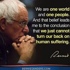 About Human Suffering.. .