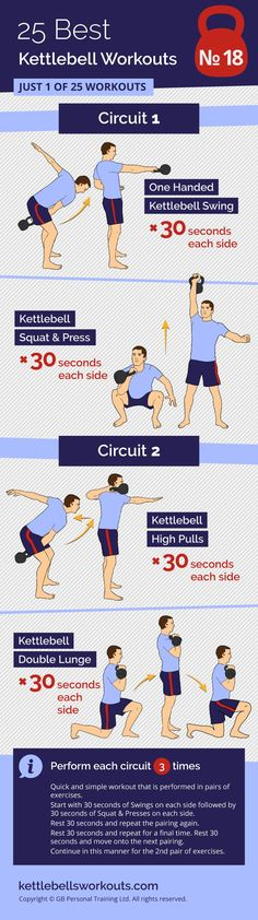 25 Best Kettlebell Workouts (after kettlebell classes) A Kettlebell Superset workout that mixes 4 highly effective full body kettlebell exercises. Great for fat loss and conditioning. Fitness Workouts, Kettlebell Workout Routines, Kettlebell Workouts For Women, Kettlebell Challenge, Fitness Motivation, Cardio Challenge, Crossfit Wods, Boxing Workout, Hiit