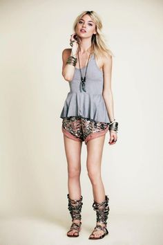 Free People The Festival Lookbook | FashionMention