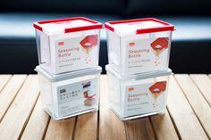 キッチンがスッキリ♡ダイソーの『オープンキャップ保存容器』を使い倒そう! - LOCARI(ロカリ)