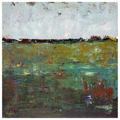 Lilly Pond by John Beard $184