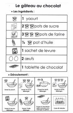 Recette illustree roses des recettes for Atelier cuisine sans cuisson
