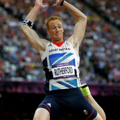 Team GB - Greg Rutheford wins Gold in the Long .