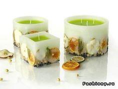 Свечи в интерьере / красивые свечи фото