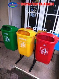 59 Best Tempat Sampah Images Fiber Locker Storage Canning