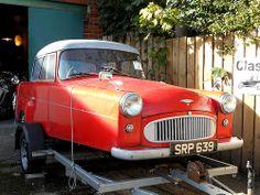 Bond Minicar Mk F (1959)