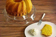 Schneller Kürbis-Kokos-Kuchen