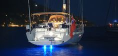 Commander 66 'Lasca' (Knight Commander) Dibley designed Performance Cruiser