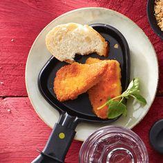 Zelfgemaakte kipnuggets met paprika en oregano Productfoto ID Shot 560x560